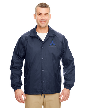 III Corps Embroidered Windbreaker