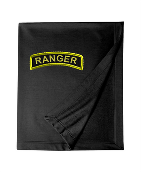 US Army Ranger Embroidered Dryblend Stadium Blanket