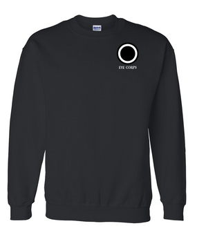 I Corps Embroidered Sweatshirt