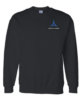 III Corps Embroidered Sweatshirt
