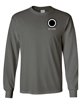 I Corps Long-Sleeve Cotton T-Shirt