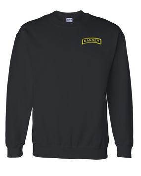US Army Ranger Embroidered Sweatshirt