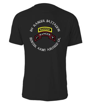 1-75th Ranger Battalion-Tab Cotton Shirt-FF