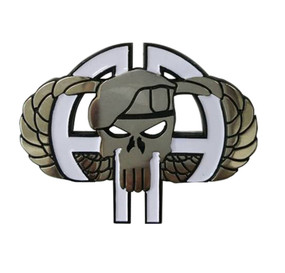 "82nd Airborne Division ""Punisher"" Coin-A"