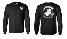1st TSC PT  Long-Sleeve Cotton T-Shirt