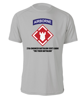 27th Engineer Battalion Cotton Shirt -FF