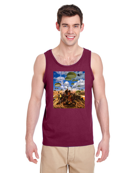 Custer's Last Stand Tank Top