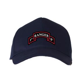 1-75th Ranger Battalion Baseball Cap