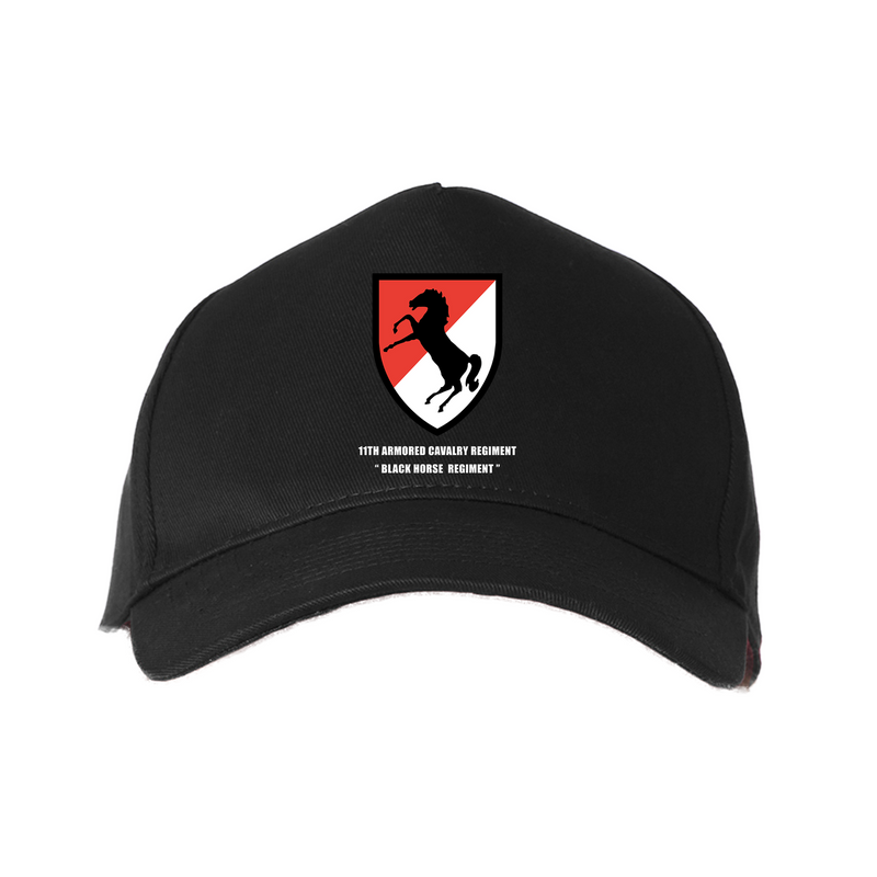 11th Armored Cavalry Regiment Baseball Cap 65a02babcdb