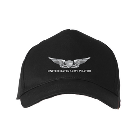 US Army Aviator Baseball Cap