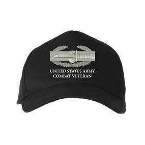 Combat Action Badge (CAB)Baseball Cap