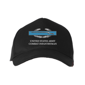 Combat Infantryman's Badge (CIB)Baseball Cap