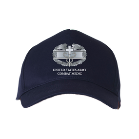 Combat Medical Badge (CMB)Baseball Cap