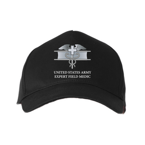 Expert Field Medical Badge (EFMB)Baseball Cap