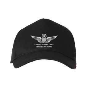 US Army Master Aviator Baseball Cap