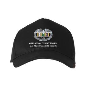 Operation Desert Storm-CMB- Embroidered Baseball Cap