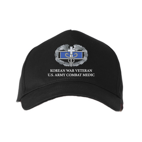 Korean War-CMB- Embroidered Baseball Cap