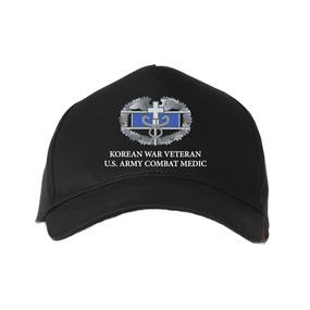 Korean War-CMB- Embroidered Baseball Cap