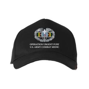 Operation Urgent Fury-CMB- Embroidered Baseball Cap