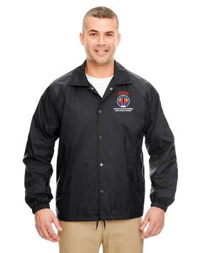 56th Field Artillery Command Embroidered Windbreaker