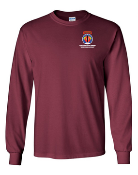 56th Field Artillery Command Long-Sleeve Cotton T-Shirt