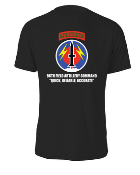 56th Field Artillery Command Cotton Shirt-FF