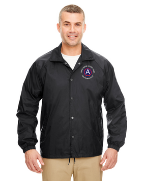 "3rd Army ""Patton's Own"" Embroidered Windbreaker"