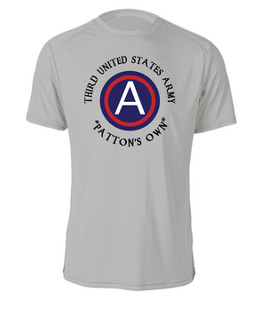 "3rd Army ""Patton's Own""  Cotton Shirt -FF"