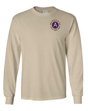 3rd Army  Long-Sleeve Cotton T-Shirt