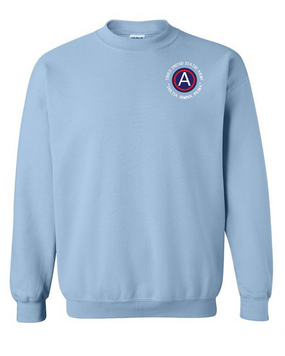3rd Army Embroidered Sweatshirt