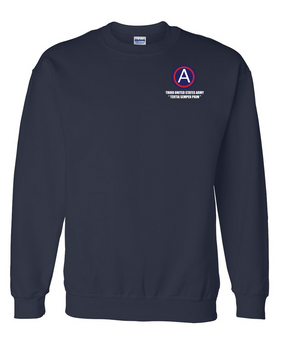 3rd Army Embroidered Sweatshirt  (L)