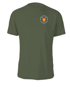 18th Field Artillery (Airborne) Cotton Shirt (C)