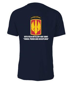 18th Field Artillery (Airborne) Cotton Shirt (FF)