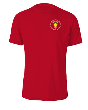 18th Field Artillery (Airborne) Cotton Shirt  (PRD)