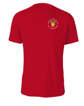 18th Field Artillery (Airborne) Cotton Shirt  (PRD)