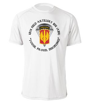 18th Field Artillery (Airborne) Cotton Shirt  (PRD)(FF)
