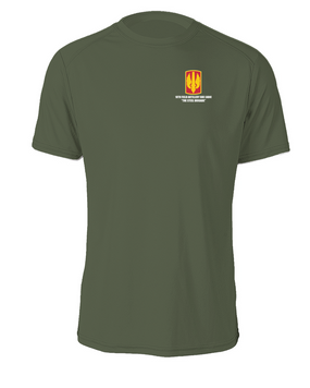18th Field Artillery  Cotton Shirt  (STEEL)