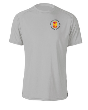 18th Field Artillery  Cotton Shirt  (STEEL)(C)