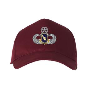 "504th PIR ""Master Parachutist""  Embroidered Baseball Cap"