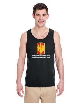 18th Field Artillery Tank Top  (TOUGH)(FF)