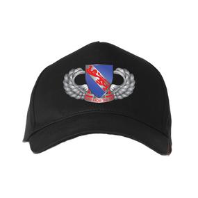 "508th PIR ""Basic"" Embroidered Baseball Cap"