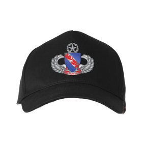 "508th PIR ""Master""  Embroidered Baseball Cap"