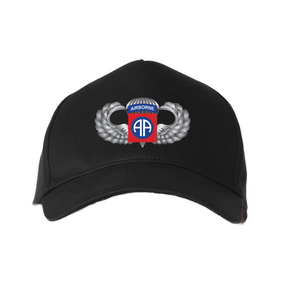 "82nd Airborne Division  ""Basic"" Embroidered Baseball Cap"