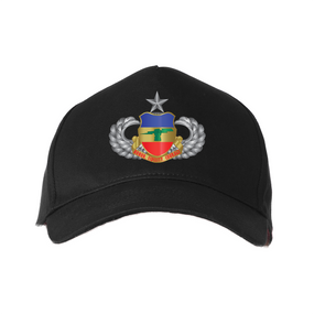 "3/73rd Armor  ""Senior"" Embroidered Baseball Cap"