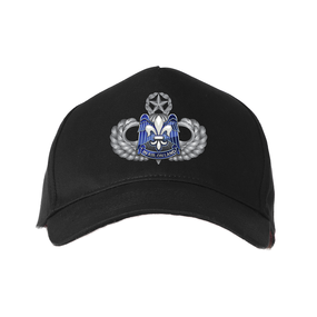 "82nd Hqtrs & Hqtrs   ""Master"" Embroidered Baseball Cap"