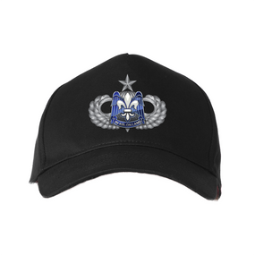 "82nd Hqtrs & Hqtrs ""Senior""  Embroidered Baseball Cap"