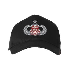 "307th Combat Engineers  ""Senior"" Embroidered Baseball Cap"