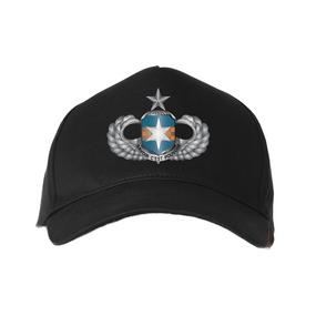 "313th MI (Airborne) ""Senior"" Embroidered Baseball Cap"