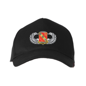319th Field Artillery (Airborne) Embroidered Baseball Cap