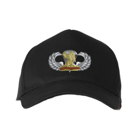 407th BSB  (Airborne) Embroidered Baseball Cap